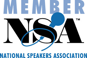National Speakers Association member, Al Borowski, speaks on communications skills topics